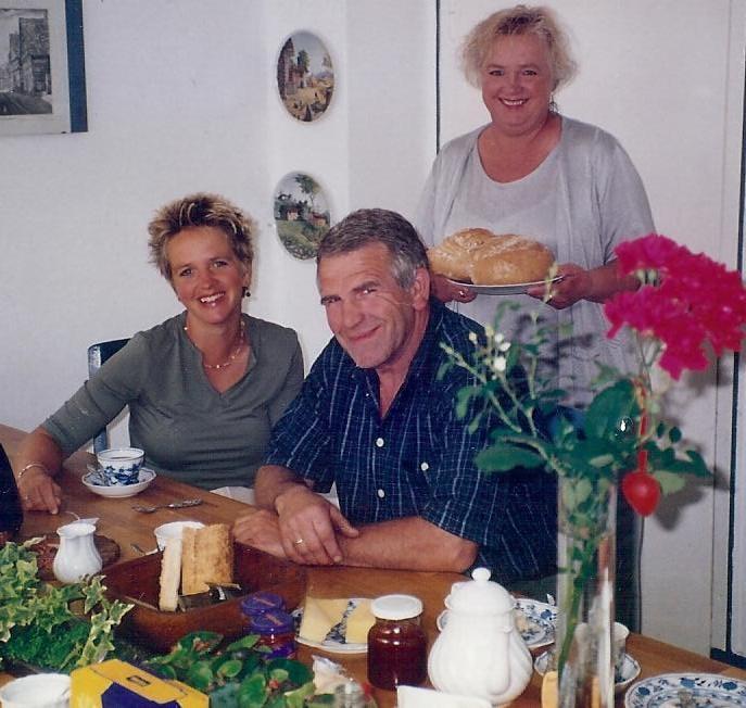 Marion Benz, Norbert und Ria Potthast