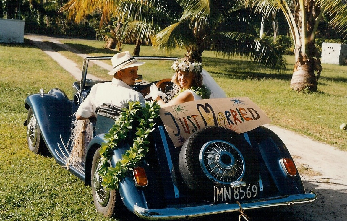 Felix & Marion Benz